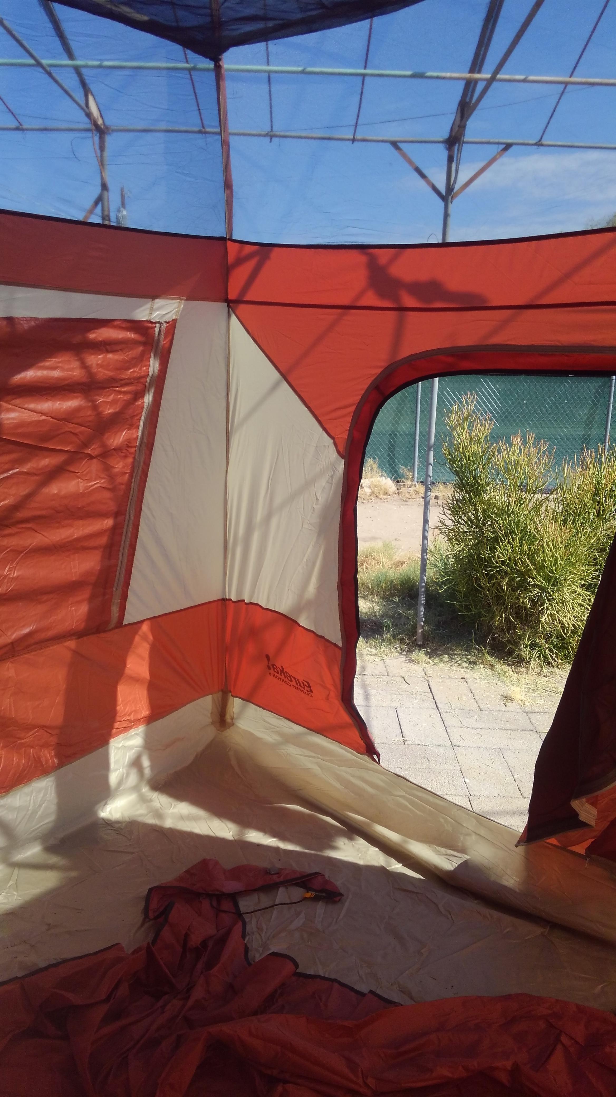 CC tent 9
